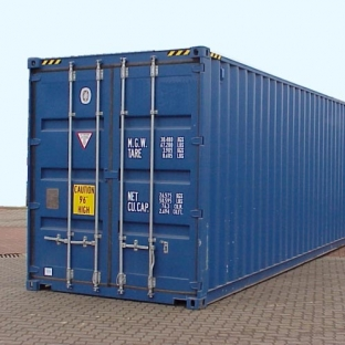 Standard ISO-Container 9\'6 (High-Cube)